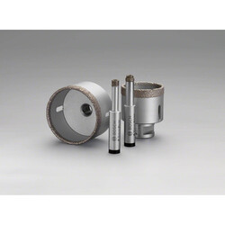 Bosch Best Serisi, Matkap İçin Seramik Kuru Elmas Delici 6/8/10 mm 3 Parça Set - Thumbnail