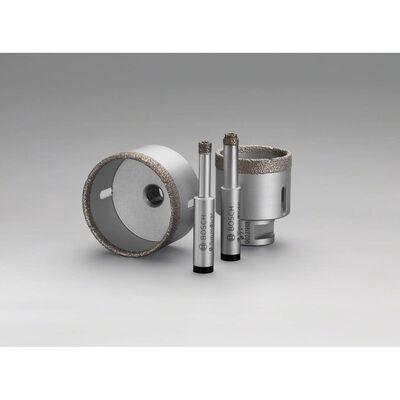 Bosch Best Serisi, Matkap İçin Seramik Kuru Elmas Delici 6/8/10 mm 3 Parça Set BOSCH