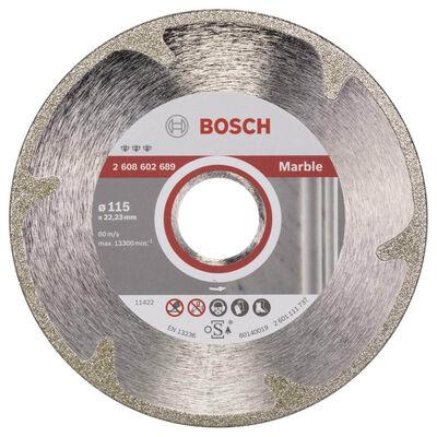 Bosch Best Serisi Mermer İçin Elmas Kesme Diski 115 mm