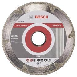 Bosch Best Serisi Mermer İçin Elmas Kesme Diski 125 mm - Thumbnail