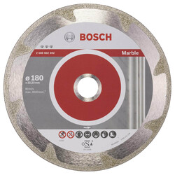 Bosch Best Serisi Mermer İçin Elmas Kesme Diski 180 mm - Thumbnail