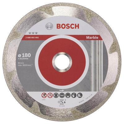 Bosch Best Serisi Mermer İçin Elmas Kesme Diski 180 mm