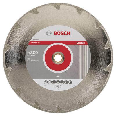 Bosch Best Serisi Mermer İçin Elmas Kesme Diski 300 mm