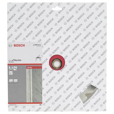 Bosch Best Serisi Mermer İçin Elmas Kesme Diski 300 mm BOSCH