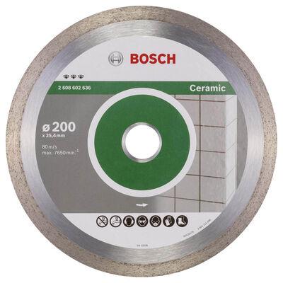 Bosch Best Serisi Seramik İçin Elmas Kesme Diski 200 mm
