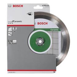 Bosch Best Serisi Seramik İçin Elmas Kesme Diski 200 mm - Thumbnail