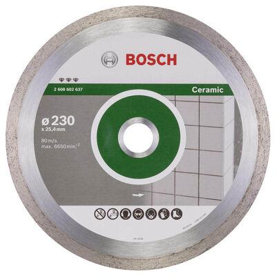 Bosch Best Serisi Seramik İçin Elmas Kesme Diski 230 mm