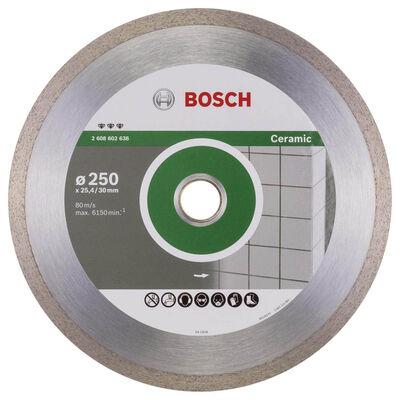 Bosch Best Serisi Seramik İçin Elmas Kesme Diski 250 mm