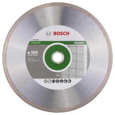 Bosch Best Serisi Seramik İçin Elmas Kesme Diski 300 mm