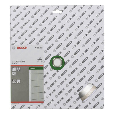 Bosch Best Serisi Seramik İçin Elmas Kesme Diski 300 mm BOSCH
