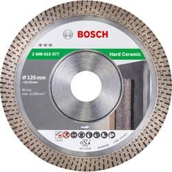 Bosch Best Serisi Sert Seramikler İçin Elmas Kesme Diski 125 mm - Thumbnail