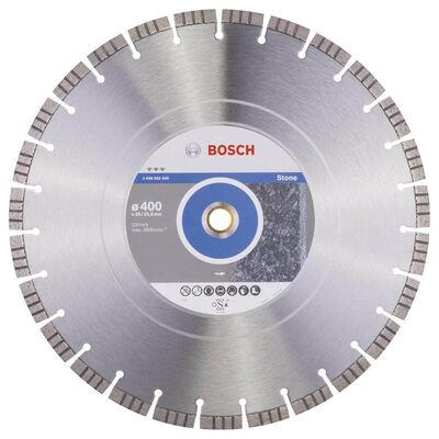 Bosch Best Serisi Taş İçin Elmas Kesme Diski 400 mm