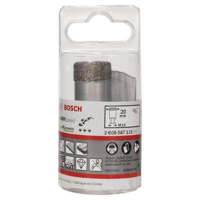 Bosch Best Serisi, Taşlama İçin Seramik Kuru Elmas Delici 20*35 mm BOSCH