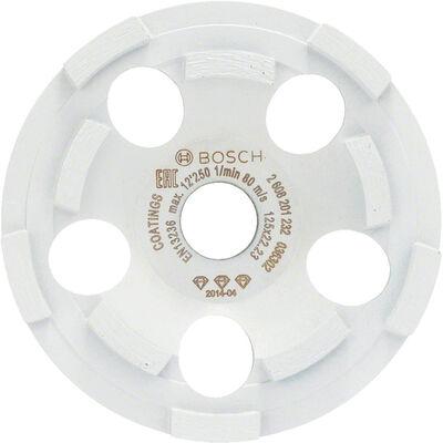Bosch Best Serisi Termoplastik Koruma Boyası Kazıma İçin Elmas Çamak Disk 125 mm