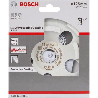 Bosch Best Serisi Termoplastik Koruma Boyası Kazıma İçin Elmas Çamak Disk 125 mm BOSCH