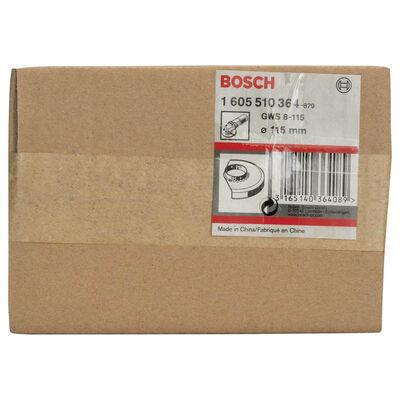 Bosch Bölme Perdesiz Koruma Muhafazası 115 mm BOSCH