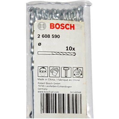 Bosch cyl-1 Serisi, Beton Matkap Ucu 3*60 10'lu Paket BOSCH