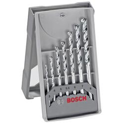 Bosch cyl-1 Taş Matkap Ucu Seti 7 Parça - Thumbnail