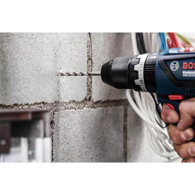Bosch cyl-3 Beton Matkap Ucu Seti 7 Parça BOSCH