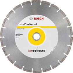 Bosch Ekonomik Seri Genel Yapı Malzemeleri İçin Elmas Kesme Diski 300 mm - Thumbnail