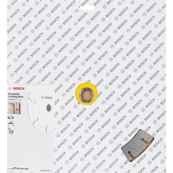 Bosch Ekonomik Seri Genel Yapı Malzemeleri İçin Elmas Kesme Diski 350 mm - Thumbnail