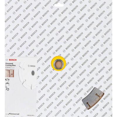 Bosch Ekonomik Seri Genel Yapı Malzemeleri İçin Elmas Kesme Diski 350 mm BOSCH