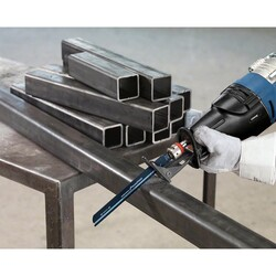Bosch Endurance for Serisi Ağır Metaller için Panter Testere Bıçağı S 955 CHM 10'lu - Thumbnail