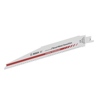 Bosch Endurance for Serisi Ahşap ve Metal için Panter Testere Bıçağı S 1167 XHM 10'lu