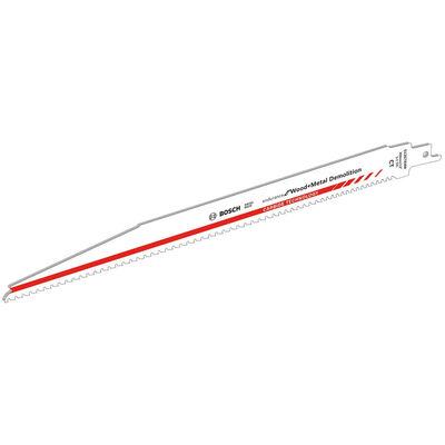 Bosch Endurance for Serisi Ahşap ve Metal için Panter Testere Bıçağı S 1267 XHM 10'lu