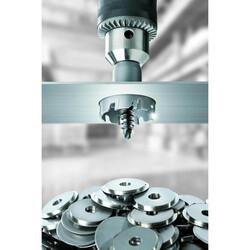 Bosch Endurance Serisi Ağır Metaller için TCT Delik Açma Testeresi (Panç) 22 mm - Thumbnail