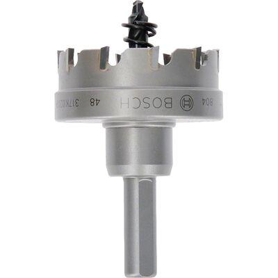 Bosch Endurance Serisi Ağır Metaller için TCT Delik Açma Testeresi (Panç) 48 mm