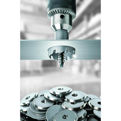 Bosch Endurance Serisi Ağır Metaller için TCT Delik Açma Testeresi (Panç) 48 mm BOSCH