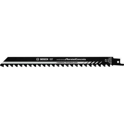 Bosch Endurance Serisi Gaz Beton için Panter Testere Bıçağı S 1141 HM 2'li