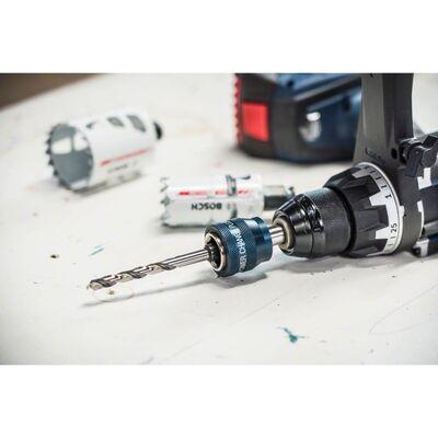 Bosch Endurance Serisi Zorlu Malzemeler için Karpit Delik Açma Testeresi (Panç) 22 mm BOSCH