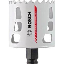 Bosch Endurance Serisi Zorlu Malzemeler için Karpit Delik Açma Testeresi (Panç) 70 mm - Thumbnail