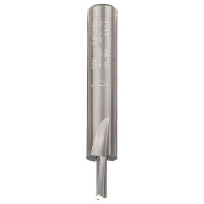Bosch Expert Serisi Ahşap İçin Çift Bıçaklı, Tam Sert Metal Kanal Freze Ucu 8*3*50,7 mm