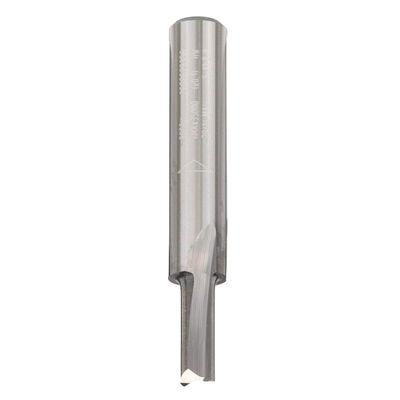 Bosch Expert Serisi Ahşap İçin Çift Bıçaklı, Tam Sert Metal Kanal Freze Ucu 8*5*51 mm