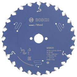 Bosch Expert Serisi Ahşap için Daire Testere Bıçağı 160*20 mm 24 Diş - Thumbnail