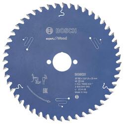 Bosch Expert Serisi Ahşap için Daire Testere Bıçağı 190*30 mm 48 Diş - Thumbnail