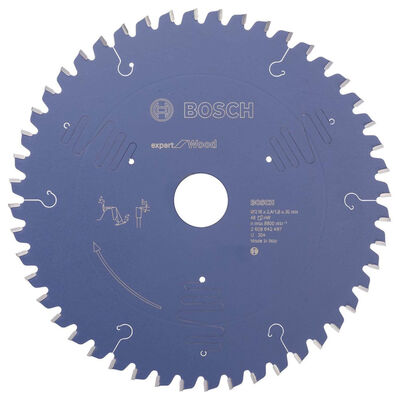 Bosch Expert Serisi Ahşap için Daire Testere Bıçağı 216*30 mm 48 Diş