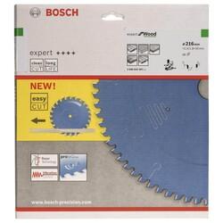 Bosch Expert Serisi Ahşap için Daire Testere Bıçağı 216*30 mm 48 Diş - Thumbnail