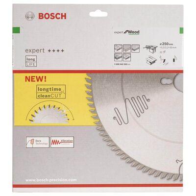 Bosch Expert Serisi Ahşap için Daire Testere Bıçağı 250*30 mm 22 Diş BOSCH