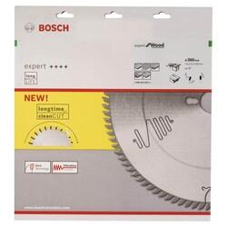 Bosch Expert Serisi Ahşap için Daire Testere Bıçağı 300*30 mm 26 Diş - Thumbnail
