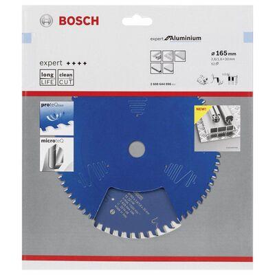 Bosch Expert Serisi Alüminyum için Daire Testere Bıçağı 165*30 mm 52 Diş BOSCH