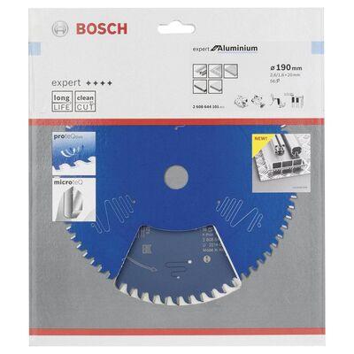 Bosch Expert Serisi Alüminyum için Daire Testere Bıçağı 190*20 mm 56 Diş BOSCH