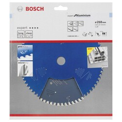 Bosch Expert Serisi Alüminyum için Daire Testere Bıçağı 210*30 mm 72 Diş - Thumbnail