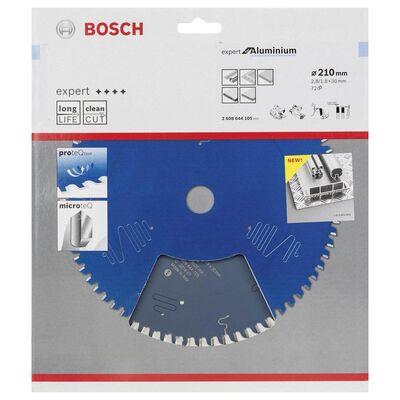 Bosch Expert Serisi Alüminyum için Daire Testere Bıçağı 210*30 mm 72 Diş BOSCH