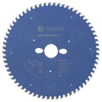 Bosch Expert Serisi Alüminyum için Daire Testere Bıçağı 216*30 mm 64 Diş