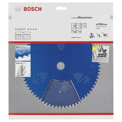 Bosch Expert Serisi Alüminyum için Daire Testere Bıçağı 216*30 mm 64 Diş BOSCH