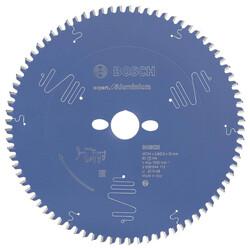 Bosch Expert Serisi Alüminyum için Daire Testere Bıçağı 254*30 mm 80 Diş - Thumbnail